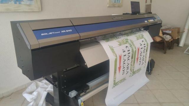 Impressora Roland SolJet Pro 4 XR-640