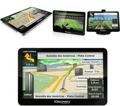 GPS-Atualização-mapas-radares