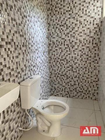 Casa com 2 dormitórios à venda, 56 m² por R$ 145.000,00 - Novo Gravatá - Gravatá/PE - Foto 4