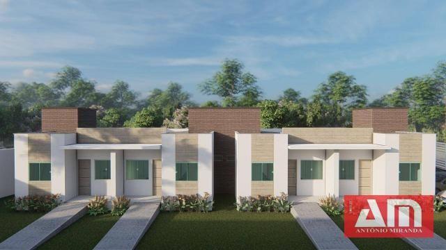 Casa com 2 dormitórios à venda, 56 m² por R$ 145.000,00 - Novo Gravatá - Gravatá/PE - Foto 11