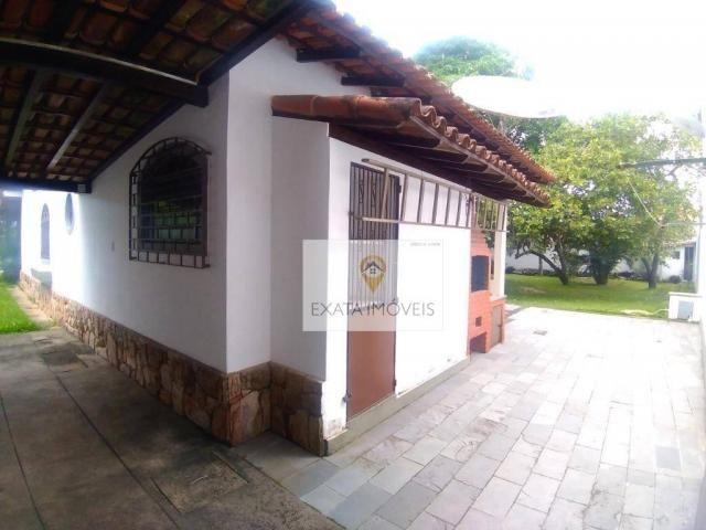 Linda casa linear em 2 terrenos de esquina, Centro/ Rio das Ostras! - Foto 10