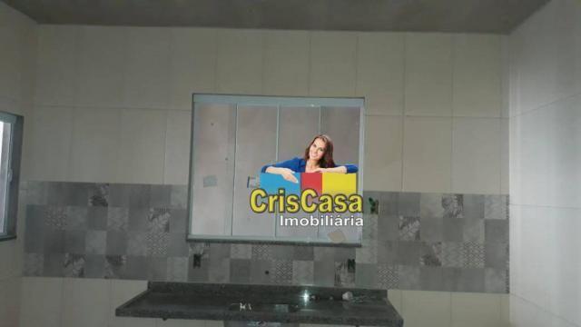 Apartamento com 2 dormitórios à venda, 96 m² por R$ 260.000,00 - Zacarias - Maricá/RJ - Foto 5