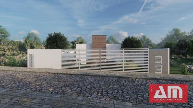 Casa com 2 dormitórios à venda, 56 m² por R$ 145.000,00 - Novo Gravatá - Gravatá/PE - Foto 9