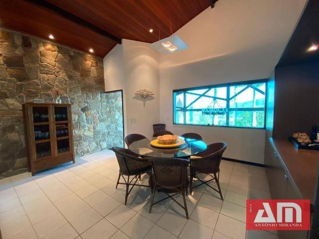 Casa com 5 dormitórios à venda, 400 m² por R$ 990.000,00 - Novo Gravatá - Gravatá/PE - Foto 9