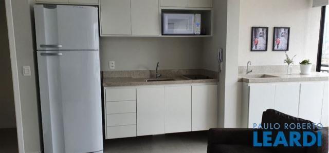 Apartamento à venda com 1 dormitórios em Campo belo, São paulo cod:624760 - Foto 2