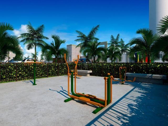Apartamento com 2 dormitórios à venda, 39 m² por R$ 130.620,00 - Conjunto Habitacional Ana - Foto 2