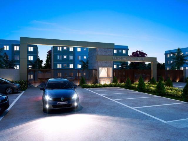 Apartamento com 2 dormitórios à venda, 39 m² por R$ 130.620,00 - Conjunto Habitacional Ana - Foto 14