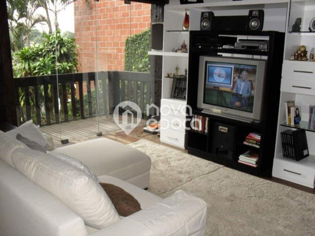 Casa à venda com 3 dormitórios em Cosme velho, Rio de janeiro cod:BO3CS37990