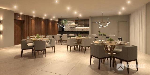 Apartamento com 1 dormitório à venda, 35 m² por R$ 230.000,00 - Bancários - João Pessoa/PB - Foto 16