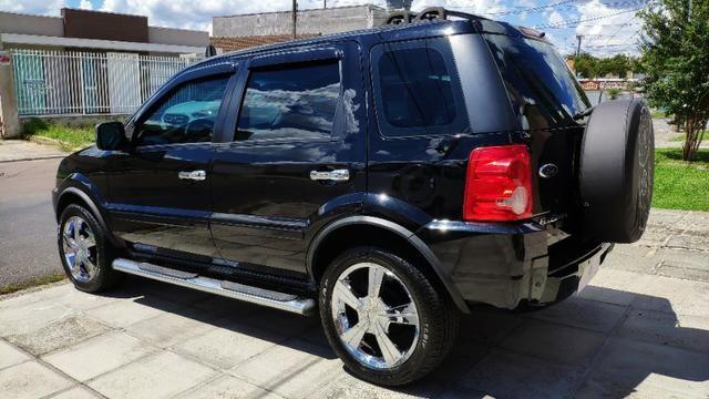 Ford Ecosport XLT 2.0 Automática Flex 2009 - Foto 8