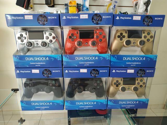 Astra Games - Controles de PS4 Novos Lacrados Pronta Entrega !!!!