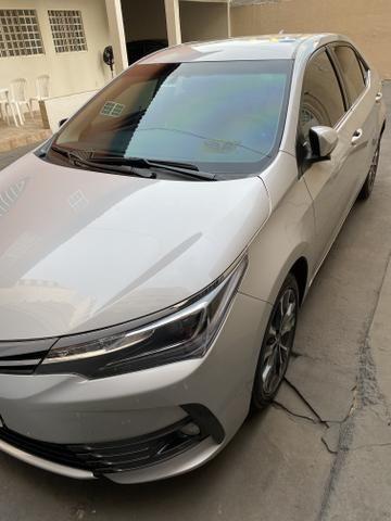 Corolla Altis 2.0 Flex Auto Multi-Drive S Prata 17/18 - Foto 6