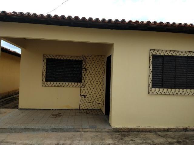 Alugo casa em Timon