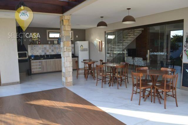Vendo excelente casa no Condomínio Boulevard Lagoa com 3 quartos e 3 suítes - Foto 4