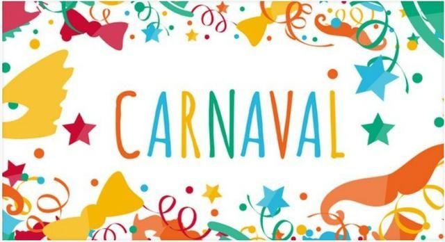 Oportunidade para o carnaval