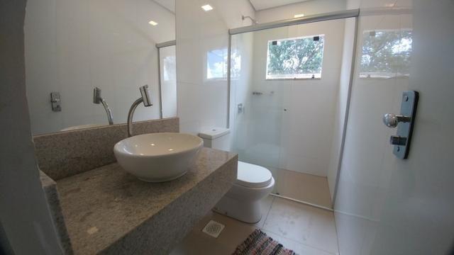Casa Condominio Fechado, Alto Padrão com 04 Suítes, em Caldas Novas GO - Foto 8