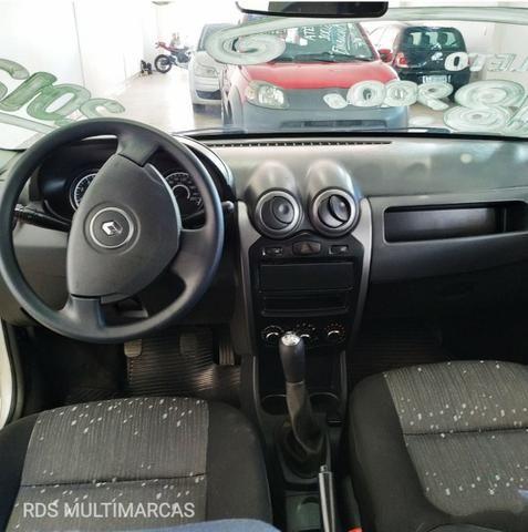 Renault Logan Expression Completo Financio Troco - Foto 7
