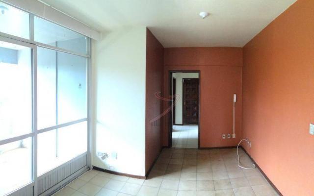 Apartamento com 2 dormitórios para alugar, 110 m² por R$ 1.900/mês - Centro - Foz do Iguaç - Foto 4