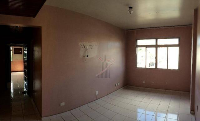 Apartamento com 2 dormitórios para alugar, 110 m² por R$ 1.900/mês - Centro - Foz do Iguaç - Foto 9