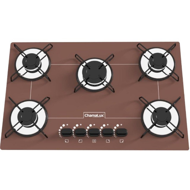 Cooktop 5 bocas Ultra-chama - Foto 6