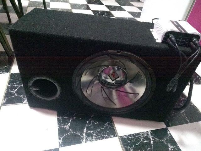 Caixa de som para carro - Foto 5