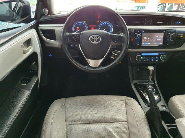 Toyota Corolla XEi 2.0 Flex aut - Foto 9