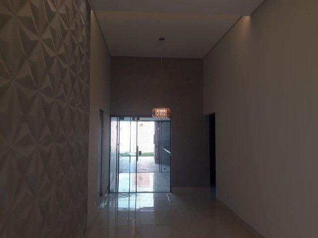 Excelente casa ,fino acabamento, projeto moderno. Agende uma visita. Você vai se apaixonar - Foto 4