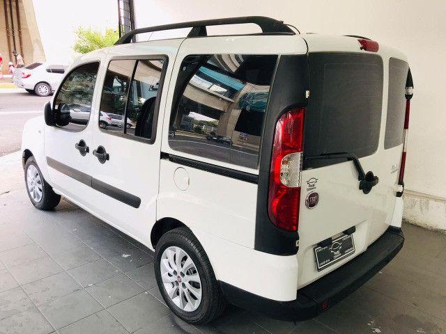 Fiat Doblò Attractive 1.4 8V (Flex) 2016 - Foto 2