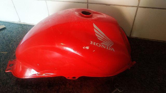 Tanque da  Honda cb 300 - Foto 6