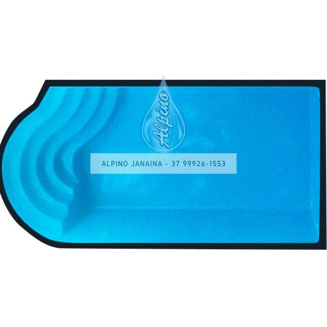 JA - Promoção piscina de fibra - Fábrica de Piscinas - Foto 2