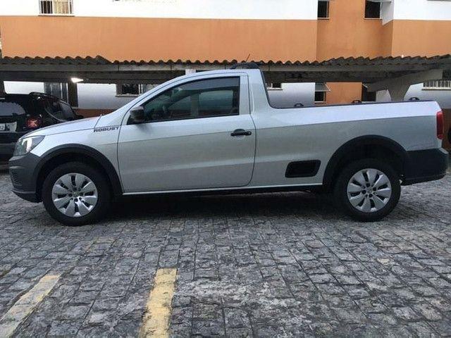SAVEIRO ROBUST 1.6 ANO 2016/2017 **Carro de PATRÃO **