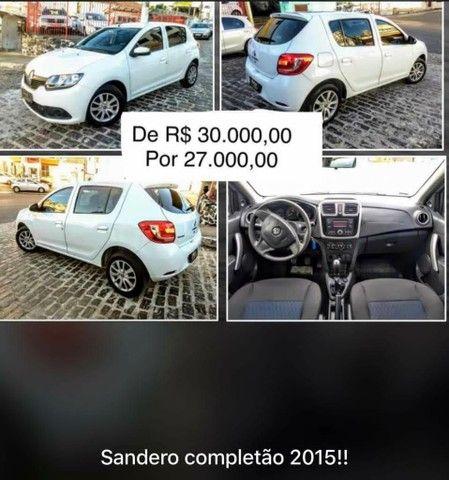 Sandero 2015 - Foto 3