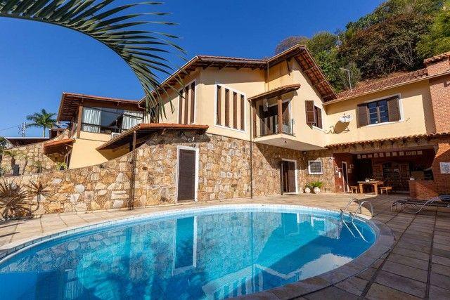 Casa duplex, 5 quartos, suites, pomar, jd. inverno, espaço gourmet, piscina - Foto 16