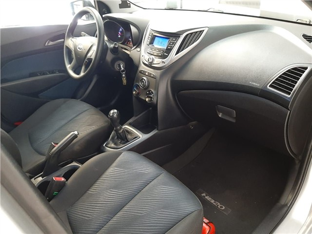 Hyundai Hb20s 2014 1.6 comfort plus 16v flex 4p manual - Foto 7