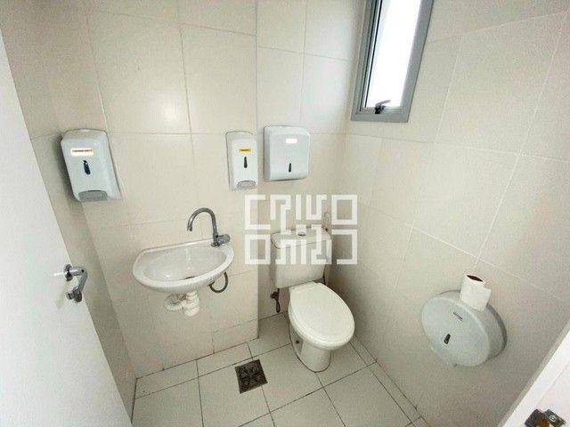 Sala com VAGA para alugar, 30 m² por R$ 1.200/mês - Icaraí - Niterói/RJ - Foto 5