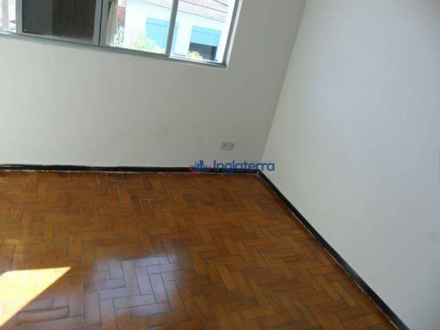 Casa para alugar, 100 m² por R$ 1.050,00/mês - Califórnia - Londrina/PR - Foto 7