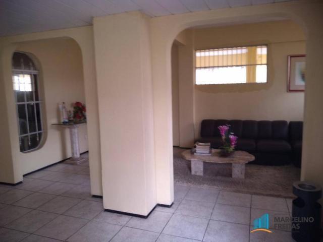 Apartamento com 3 dormitórios para alugar, 112 m² por R$ 999,00/mês - São Gerardo - Fortal - Foto 5