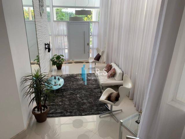 Casa com 4 dormitórios à venda, 440 m² por R$ 1.850.000,00 - Condomínio Reserva dos Vinhed - Foto 3