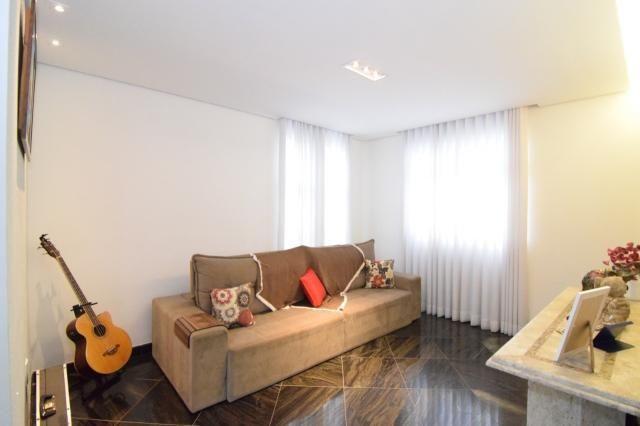 Apartamento à venda com 4 dormitórios em Jaraguá, Belo horizonte cod:3302 - Foto 4