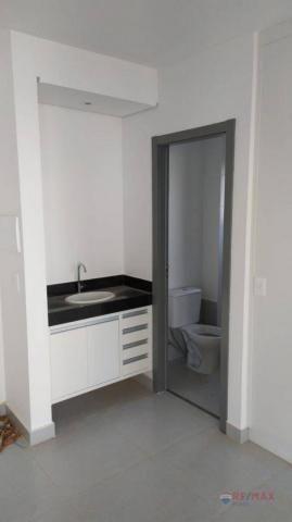 Apartamento com 1 dormitório para alugar, 42 m² por R$ 1.400/mês - Jardim Redentor - São J