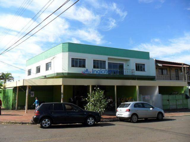 Casa para alugar, 100 m² por R$ 1.050,00/mês - Califórnia - Londrina/PR