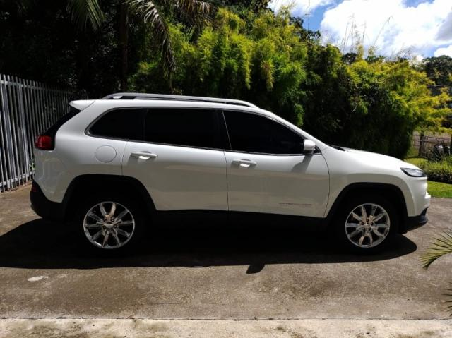 Jeep Cherokee Limited 3.2 Aut - Foto 7