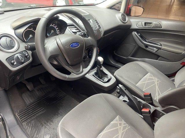 Ford Fiesta 1.5 16V Flex Mec. 5p 2016 Flex - Foto 7