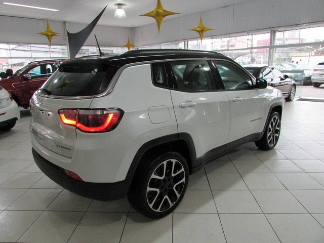 COMPASS 2021/2022 2.0 TD350 TURBO DIESEL LIMITED AT9 - Foto 2