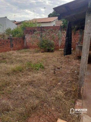 Casa com 2 dormitórios à venda, 90 m² por R$ 120.000,00 - Jardim Vitória - Cianorte/PR - Foto 11
