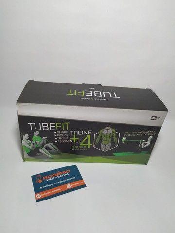 Elástico para Exercícios - Tubefit - frete grátis - Foto 3