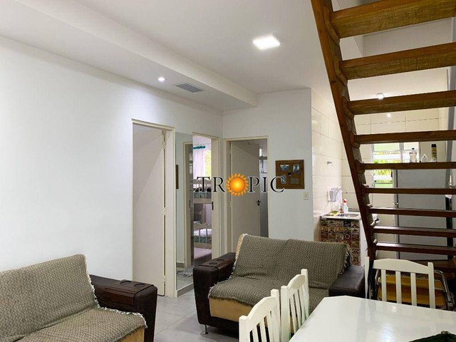 Apartamento com 3 dormitórios à venda, 120 m² por R$ 350.000,00 - Bal Mogiano - Bertioga/S - Foto 5