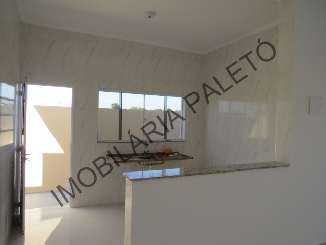 REF 183 Casa nova no Residencial Jardim Adonai, Imobiliária Paletó - Foto 8