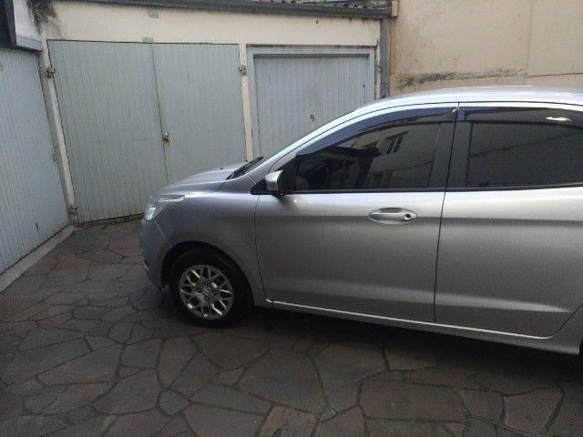KA Sedan 1.0 2015 - 2º DONO - Foto 20