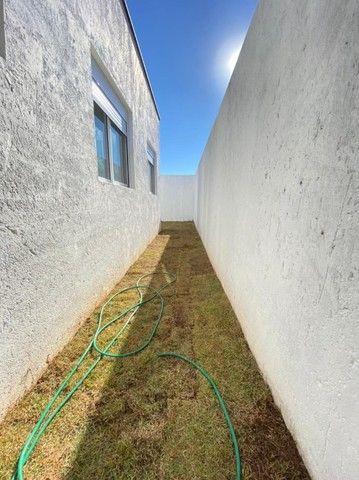 Casa nova com 2D e pátio (Financiável) - Foto 12
